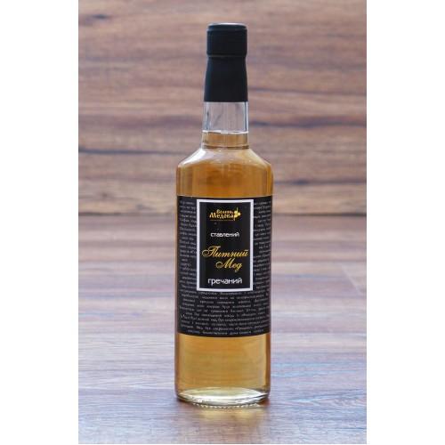 Медовий напій Гречаний 0.5л