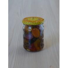 Мед із сухофруктами 300г
