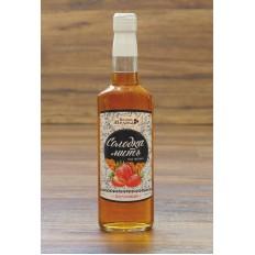 Медовий напій Солодка Мить (полуниця) 0.5л