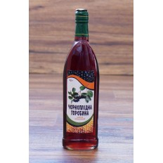 Медовий напій Чорноплідна горобина 0.5л