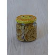 Мед з грецьким горіхами 200г